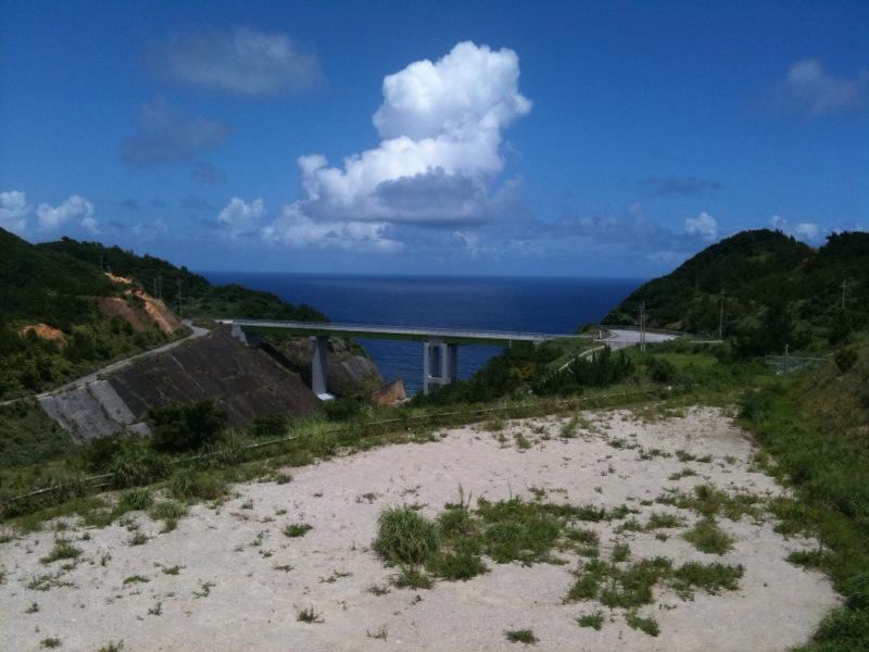 福地ダムです。: 天国への1マイル2 -TraveLOG AND TraveLOGUE-