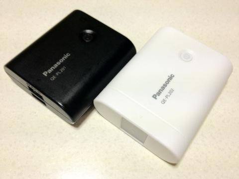モバイルバッテリー リチウム